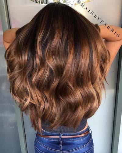 Ανταύγειες σε καστανά μαλλιά (42)