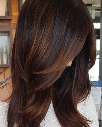 Ανταύγειες σε καστανά μαλλιά (43)