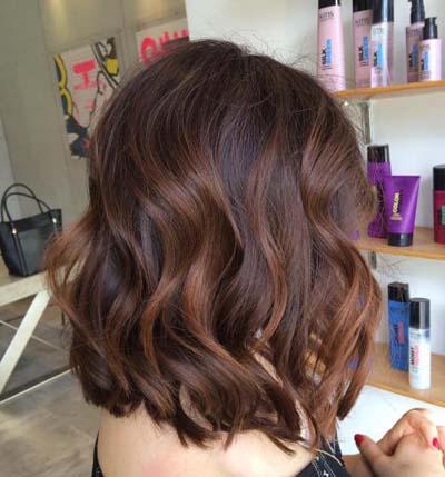 Ανταύγειες σε καστανά μαλλιά (45)