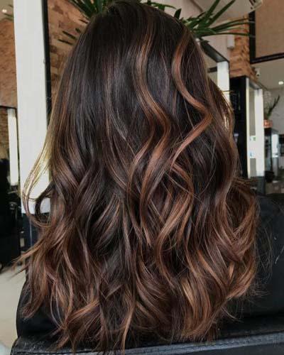 Ανταύγειες σε καστανά μαλλιά (46)