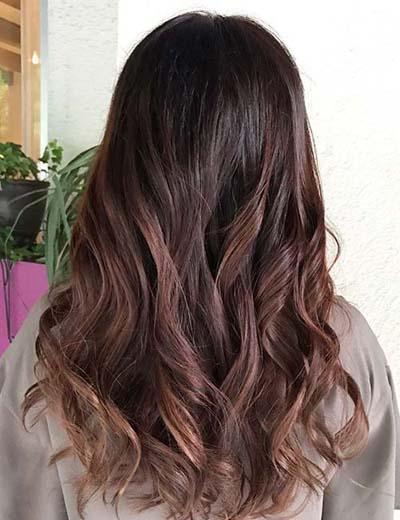 Ανταύγειες σε καστανά μαλλιά (52)