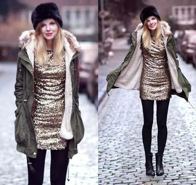 Φόρεμα με παγιέτες (4)