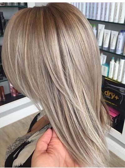 Ξανθά μαλλιά με ανταύγειες (11)