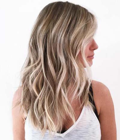 Ξανθά μαλλιά με ανταύγειες (24)