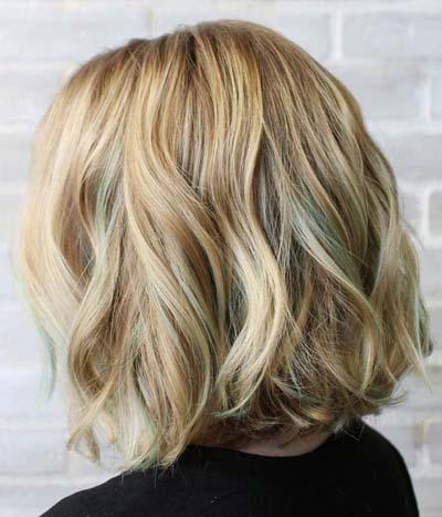 Ξανθά μαλλιά με ανταύγειες (26)