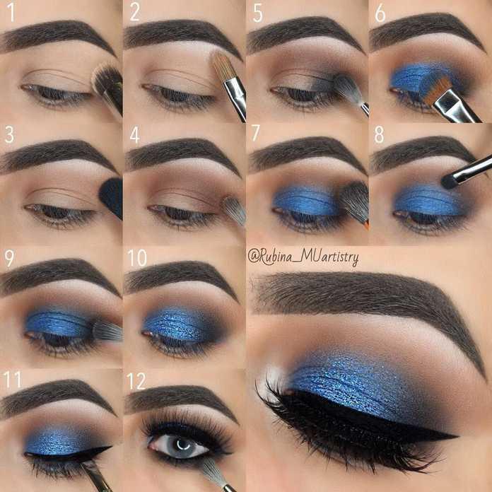 Smokey eyes (2)