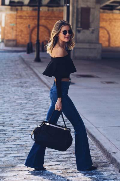 Συνδυασμοί ρούχων με τζιν παντελόνι για εντυπωσιακά ντυσίματα (1)