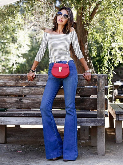 Συνδυασμοί ρούχων με τζιν παντελόνι για εντυπωσιακά ντυσίματα (6)