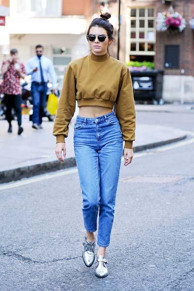 Συνδυασμοί ρούχων με τζιν παντελόνι για εντυπωσιακά ντυσίματα (10)
