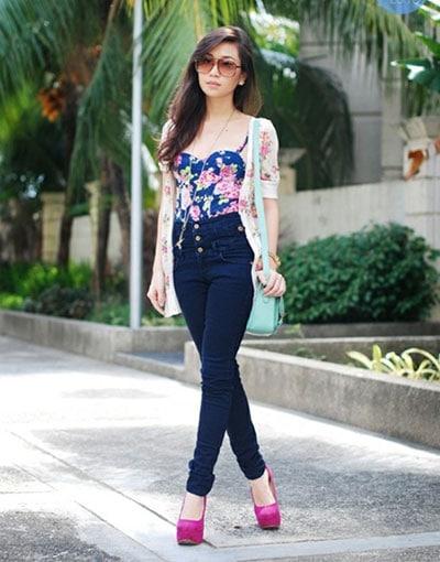 Συνδυασμοί ρούχων με τζιν παντελόνι για εντυπωσιακά ντυσίματα (12)