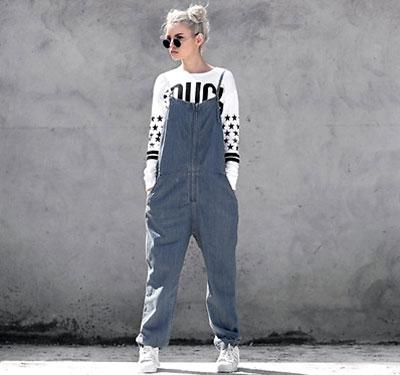 Συνδυασμοί ρούχων με τζιν παντελόνι για εντυπωσιακά ντυσίματα (13)