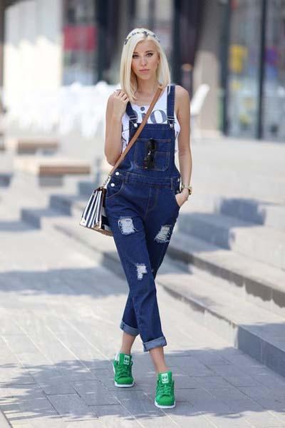Συνδυασμοί ρούχων με τζιν παντελόνι για εντυπωσιακά ντυσίματα (16)