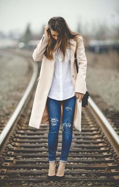 Συνδυασμοί ρούχων με τζιν παντελόνι για εντυπωσιακά ντυσίματα (22)
