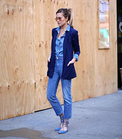 Συνδυασμοί ρούχων με τζιν παντελόνι για εντυπωσιακά ντυσίματα (42)