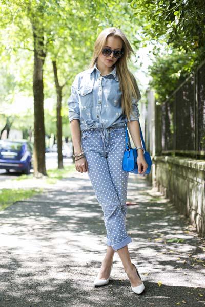 Συνδυασμοί ρούχων με τζιν παντελόνι για εντυπωσιακά ντυσίματα (46)