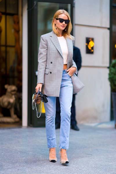Συνδυασμοί ρούχων με τζιν παντελόνι για εντυπωσιακά ντυσίματα (50)