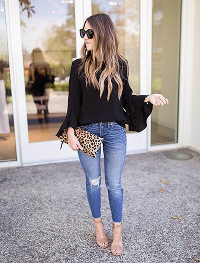 Συνδυασμοί ρούχων με τζιν παντελόνι για εντυπωσιακά ντυσίματα (55)