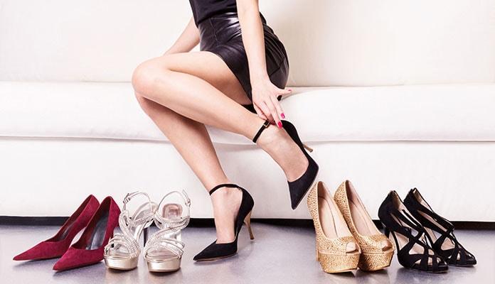 fed124d5bf5 Πως να περπατάτε σωστά με τακούνια και tips για ιδανική επιλογή ...