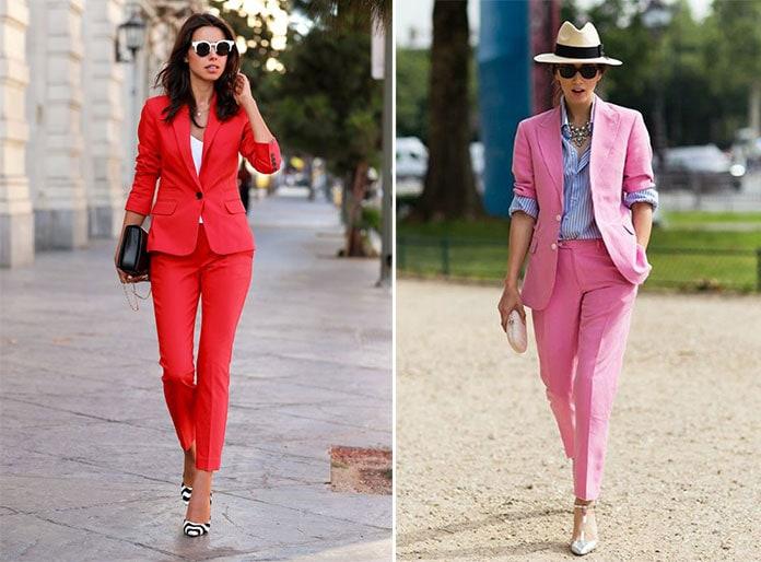 Πως να φορέσετε ένα γυναικείο κοστούμι  Κομψοί συνδυασμοί για κάθε ... e768871296f