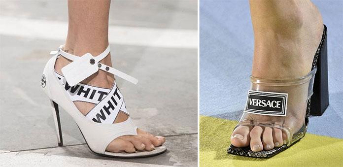 857d1f1a936 Όλες οι top τάσεις της μόδας στα παπούτσια για την Άνοιξη ...