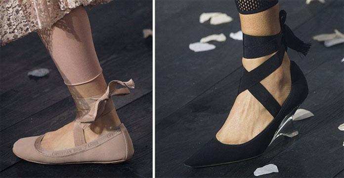b83f949049 Παπούτσια Άνοιξη   Καλοκαίρι 2019  Τα κορυφαία σχέδια και χρώματα