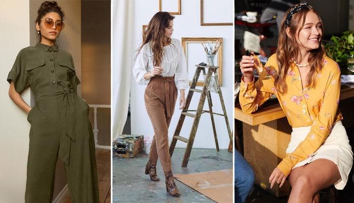 b4ecf022449 H&M Άνοιξη / Καλοκαίρι 2019: Τι φέρνει η νέα κολεξιόν με γυναικεία ρούχα