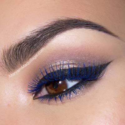 Μπλε μακιγιάζ ματιών (14)