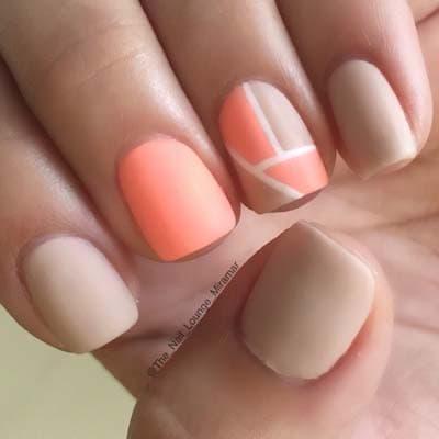Διακριτικά σχέδια στα νύχια το καλοκαίρι (1)