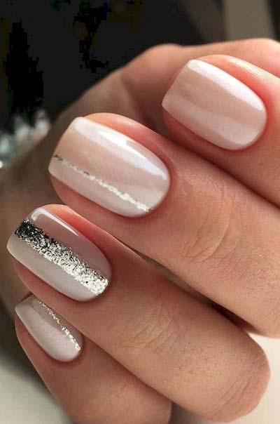Nude σχέδια στα νύχια για το καλοκαίρι (5)