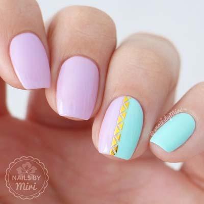 Παστέλ αποχρώσεις βερνικιών για όμορφα καλοκαιρινά νύχια (1)