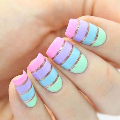 Παστέλ αποχρώσεις βερνικιών για όμορφα καλοκαιρινά νύχια (3)