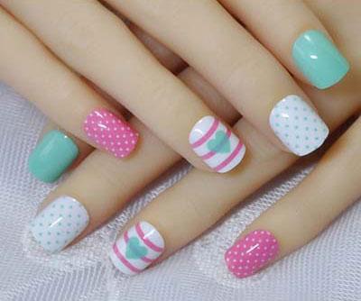 Παστέλ αποχρώσεις βερνικιών για όμορφα καλοκαιρινά νύχια (5)
