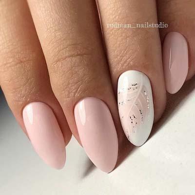 Νύχια για το καλοκαίρι σε ροζ αποχρώσεις (3)