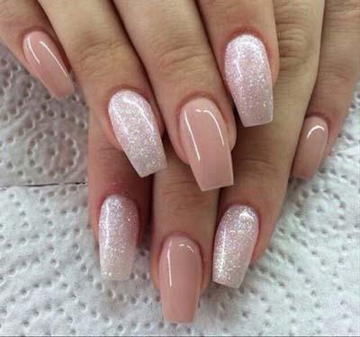 Νύχια για το καλοκαίρι σε ροζ αποχρώσεις (5)