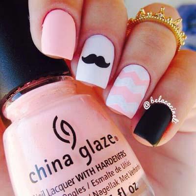 Ιδέες για εντυπωσιακά καλοκαιρινά σχέδια στα νύχια (5)