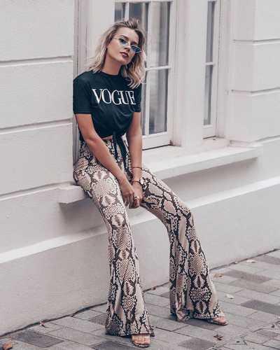 Πως να φορέσεις το σχέδιο φίδι στα ρούχα για άψογο στυλ (4)