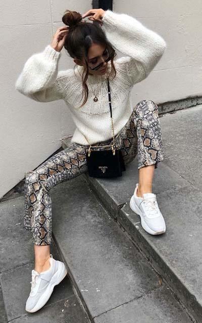 Πως να φορέσεις το σχέδιο φίδι στα ρούχα για άψογο στυλ (9)