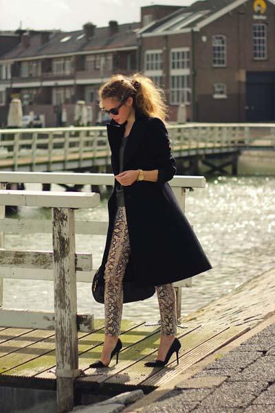 Πως να φορέσεις το σχέδιο φίδι στα ρούχα για άψογο στυλ (14)