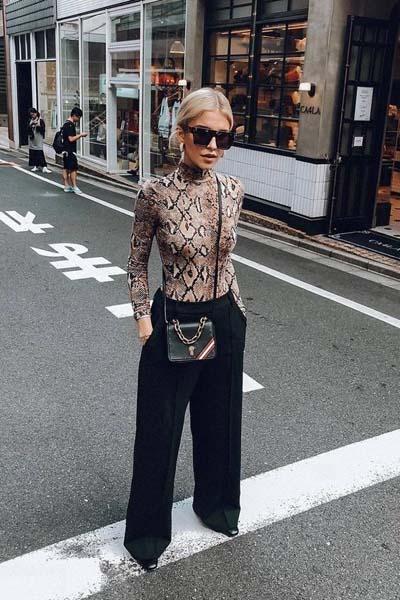 Πως να φορέσεις το σχέδιο φίδι στα ρούχα για άψογο στυλ (15)