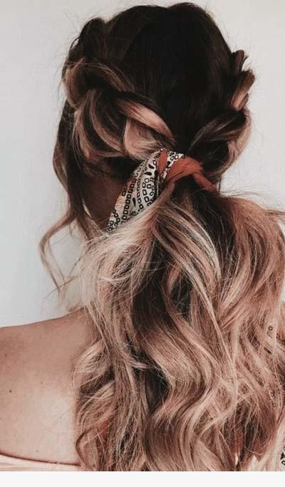 Χτενίσματα με μπαντάνα στα μαλλιά (6)