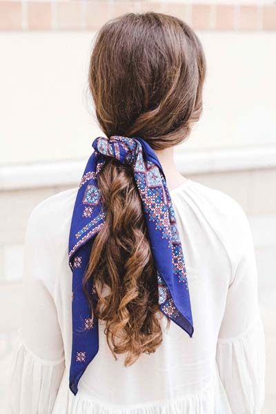 Χτενίσματα με μπαντάνα στα μαλλιά (21)
