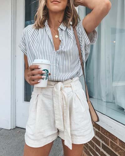 Casual και σικ πρωινό ντύσιμο για το Καλοκαίρι (9)