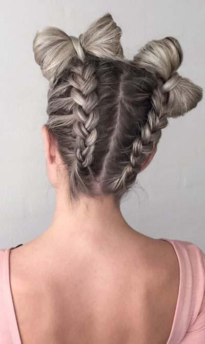 Space buns - Κεφτεδάκια στα μαλλιά (6)