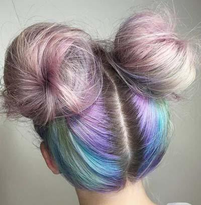 Space buns - Κεφτεδάκια στα μαλλιά (8)
