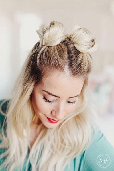 Space buns - Κεφτεδάκια στα μαλλιά (10)