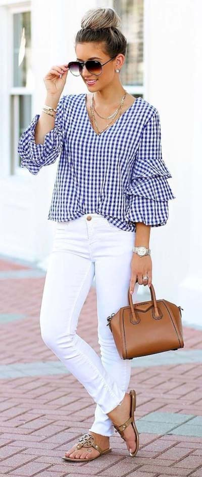 Ιδέες για καλοκαιρινό ντύσιμο με στυλ στο γραφείο ή την συνέντευξη (6)