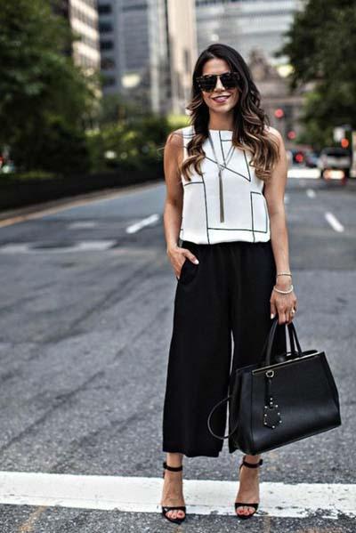 Ιδέες για καλοκαιρινό ντύσιμο με στυλ στο γραφείο ή την συνέντευξη (9)