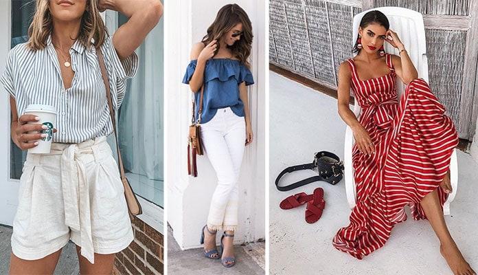 60 συνδυασμοί ρούχων για τέλειο ντύσιμο το Καλοκαίρι