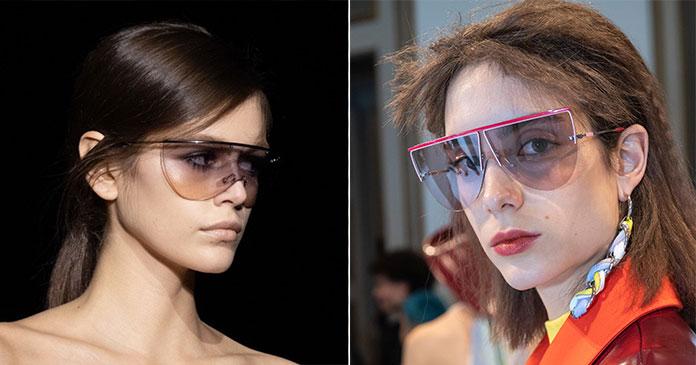 Top γυαλιά ηλίου για τη σεζόν Φθινόπωρο / Χειμώνας 2019 - 2020 (1)