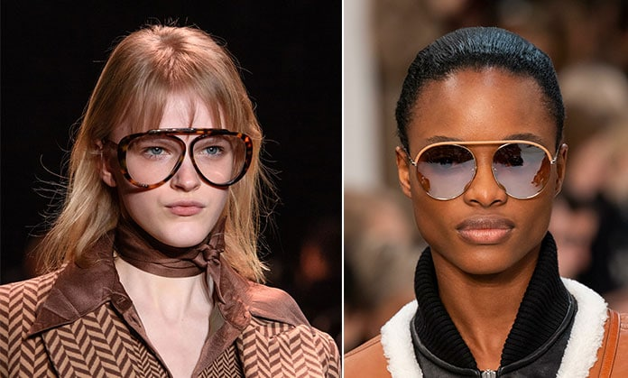 Top γυαλιά ηλίου για τη σεζόν Φθινόπωρο / Χειμώνας 2019 - 2020 (2)